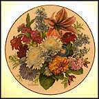 Autumn Tints Collector Plate by Ursula Band