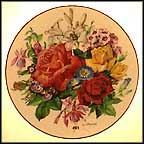 Summer Glory Collector Plate by Ursula Band MAIN