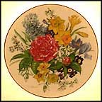 Spring Morning Collector Plate by Ursula Band