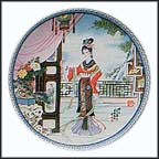 Hsi-Feng Collector Plate by Zhao Huimin