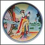 Yuan-Chun Collector Plate by Zhao Huimin