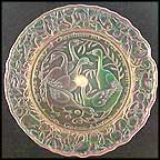 Six Geese A Laying - Carnival Collector Plate MAIN
