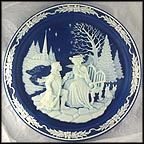 Proposal Under The Stars Collector Plate by Roger Akers