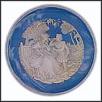 You Shall Shine More Bright Collector Plate by Roger Akers