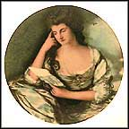 Mrs. John Douglas Collector Plate by Thomas Gainsborough