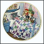 Little Red Riding Hood Collector Plate by Gerda Neubacher