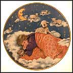 Sleep, Baby, Sleep Collector Plate by Gerda Neubacher