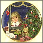 The Wonder Of Christmas Collector Plate by Gerda Neubacher