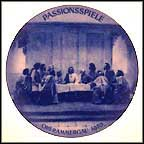 The Last Supper Collector Plate by Toni Schoener