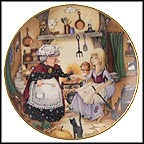 Cinderella Collector Plate by Dorothea King