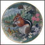 Springtime Frolic Collector Plate by Richard Orr