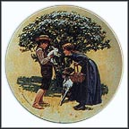 Easter Collector Plate by Don Spaulding