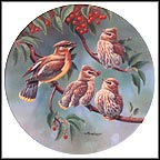 The Morning Harvest Collector Plate by Joe Thornbrugh MAIN