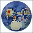 Bibbidi-Bobbidi-Boo Collector Plate by Disney Studio Artists