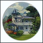 The Victorian Collector Plate by Renee McGinnis
