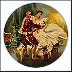 Shall We Dance Collector Plate by William Chambers
