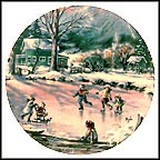 Seems Like Yesterday Collector Plate by Mimi Jobe