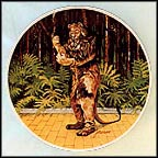 If I Were King Of The Forest Collector Plate by James Auckland