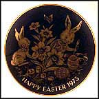 Happy Easter Collector Plate
