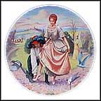 Cinderella Collector Plate by Andre Quellier