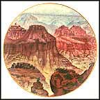 Grand Canyon Collector Plate by Naomi Limont MAIN