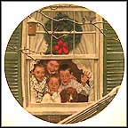 Surprises For All Collector Plate by Norman Rockwell