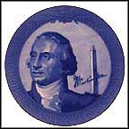 George Washington Collector Plate