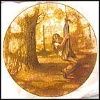 Day Dreaming Collector Plate by Thomas Heflin