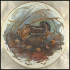 American Woodcock Collector Plate by Jim Foote