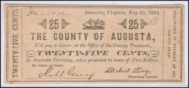 County Of Augusta, Staunton, Virginia