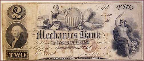 The Mechanics Bank, Georgetown, District of Columbia