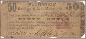 Mechanics Savings & Loan Association, Savannah, Georgia