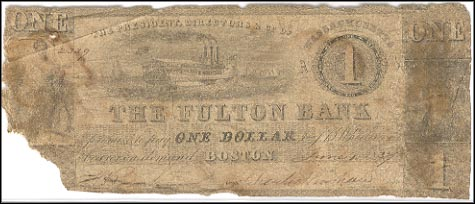 The Fulton Bank, Boston, Massachusetts