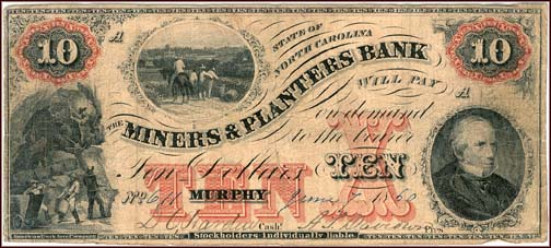 Miners And Planters Bank, Murphy, North Carolina