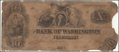 Bank of Washington, North Carolina