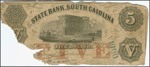 State Bank, Charleston, South Carolina