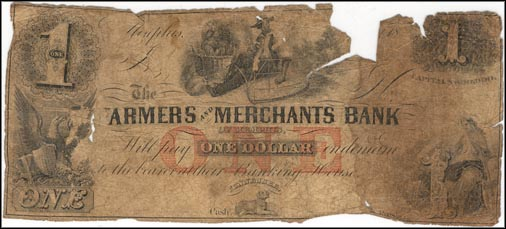 Farmers & Merchants Bank, Memphis, Tennessee