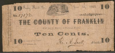 County of Franklin, Virginia