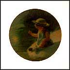 One Summer's Day Collector Plate by Donald Zolan