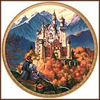 Ludwig's Castle Collector Plate by Darrell K. Sweet MAIN