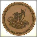 Tenderness Collector Plate by Barbara Linley Adams