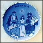 Jesus And The Elders Collector Plate by Gunnar Bratlie