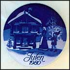 Preparing For Christmas Collector Plate by Gunnar Bratlie