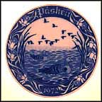 Ducks Collector Plate