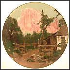 Half Dome Collector Plate by Thomas Hill
