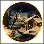 The Old Mill Collector Plate