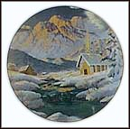 Peace On Earth Collector Plate by Frank Kecskes, Jr.