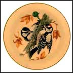 We Survive (Fall) Collector Plate by Gunther Granget