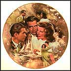 The Philadelphia Story Collector Plate by Lawrence W. Whittaker