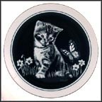 Are You A Flower? Collector Plate by Rudy Droguett